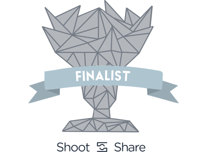 Shoot and Share Finalist Logo