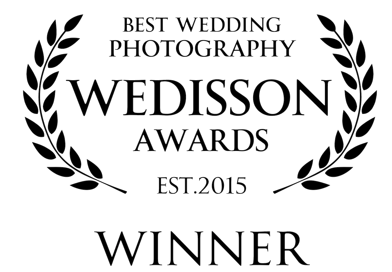 Weddisson Award Winner Logo