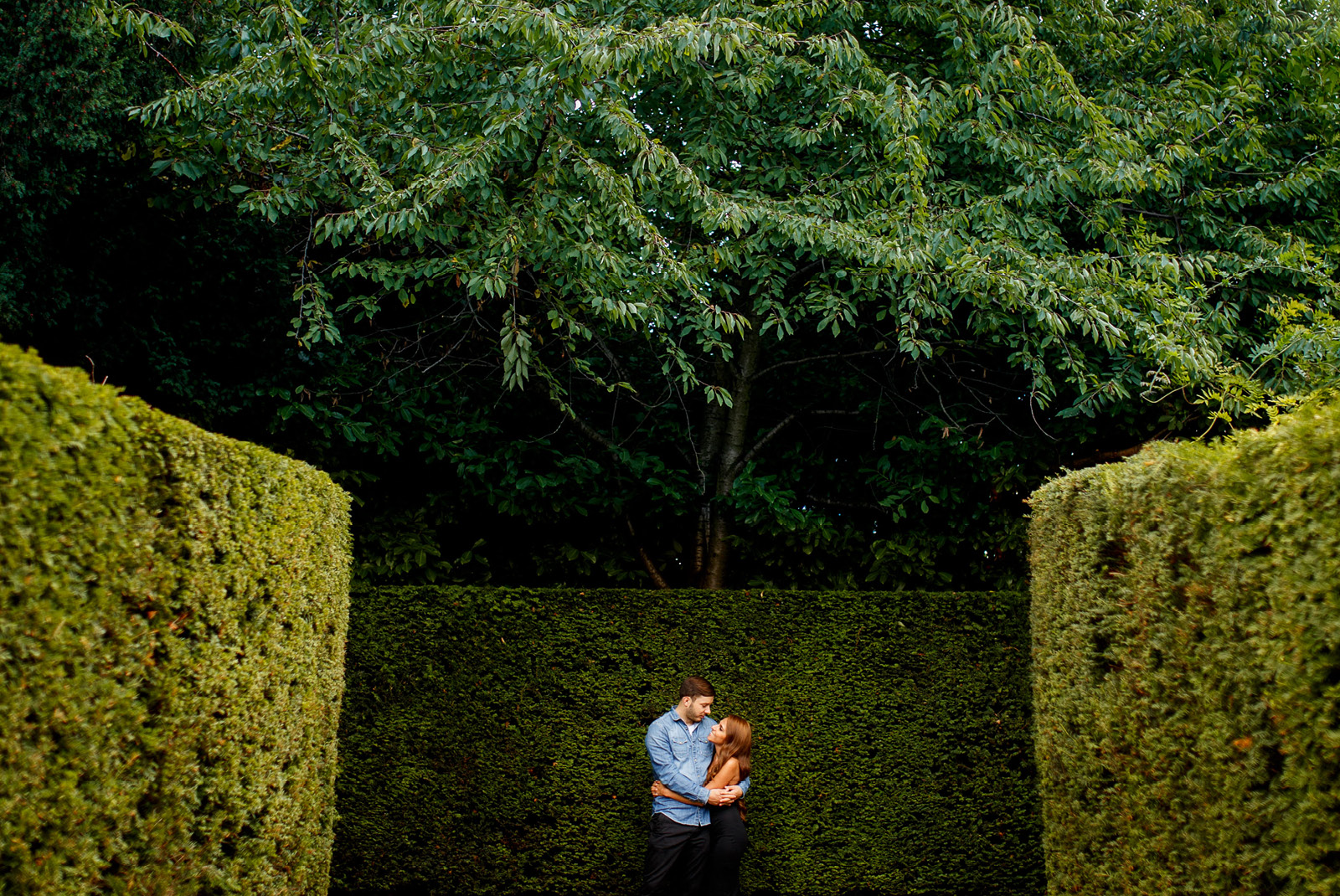 Couple Shoot at St Johns Wood London
