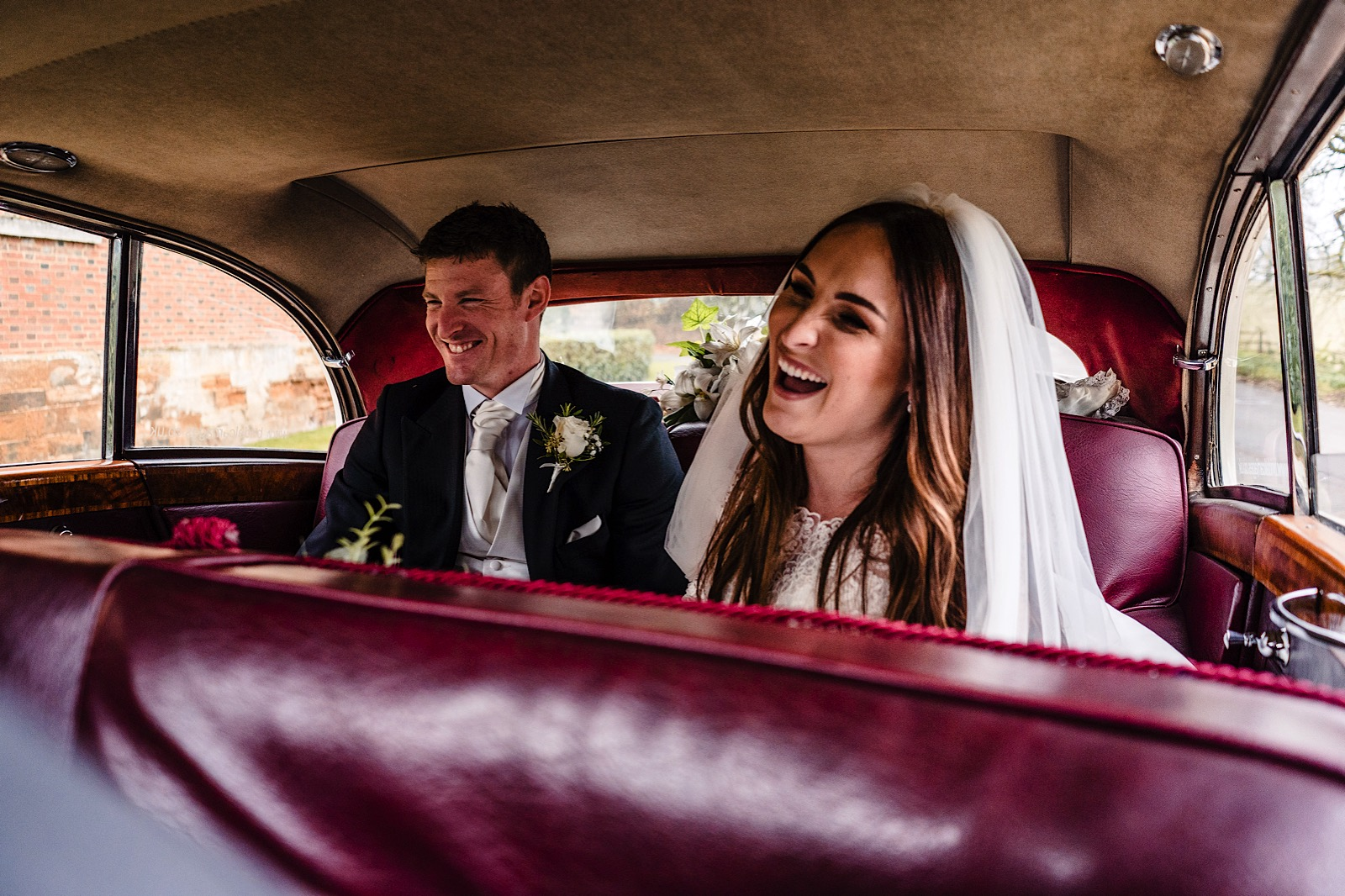 Fawsley Hall | Annabelle & Oliver