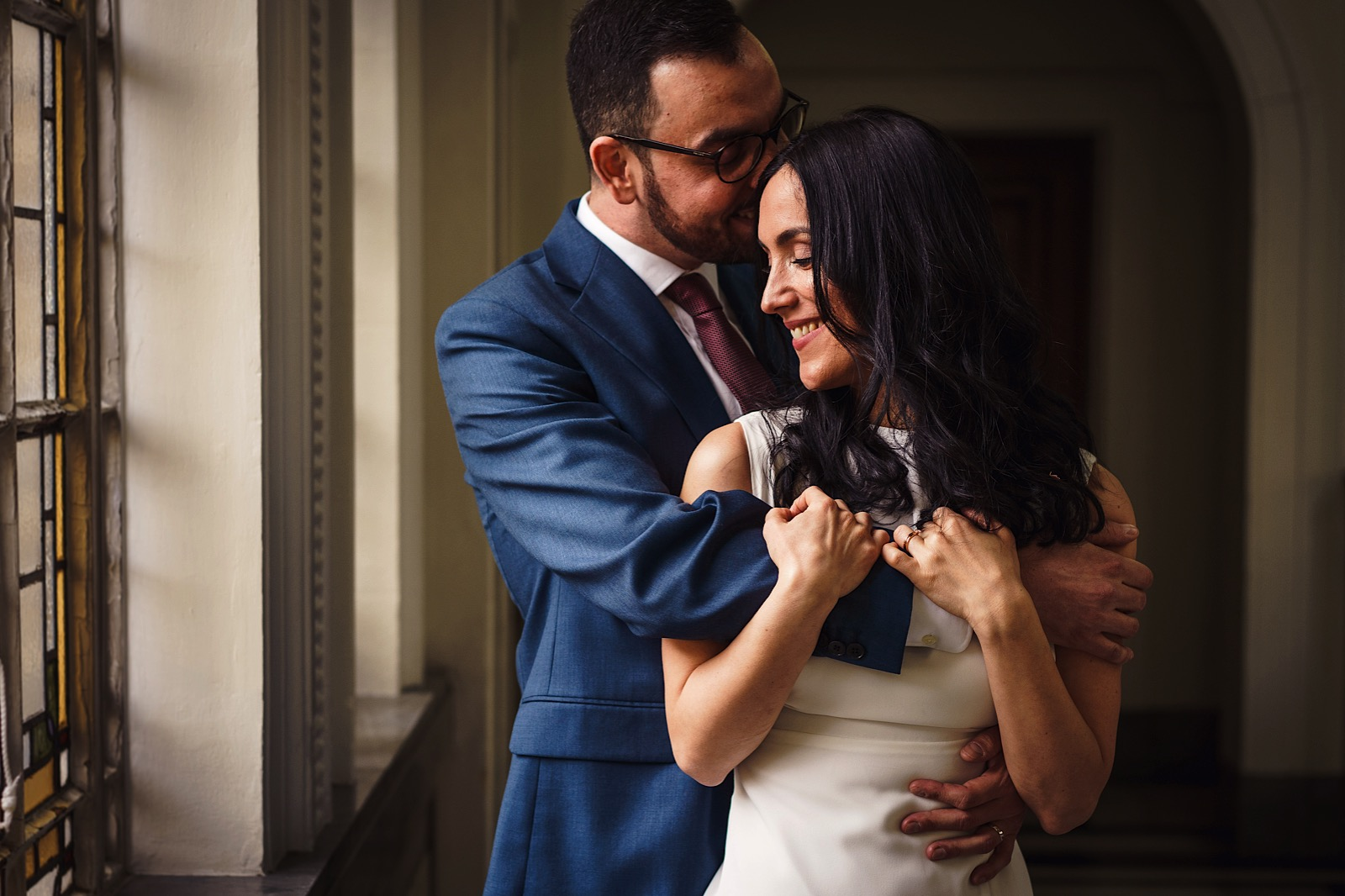 Getting Married At Islington Town Hall
